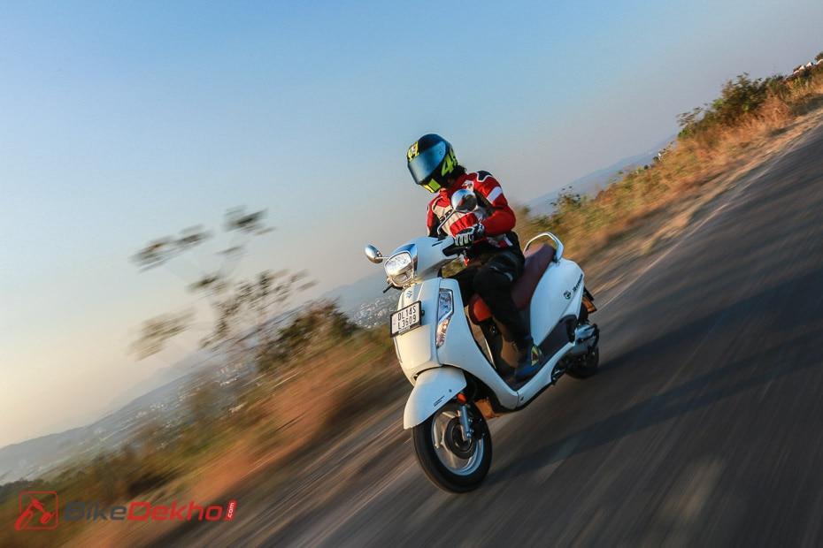 Suzuki Access 125 BS6: Road Test Review