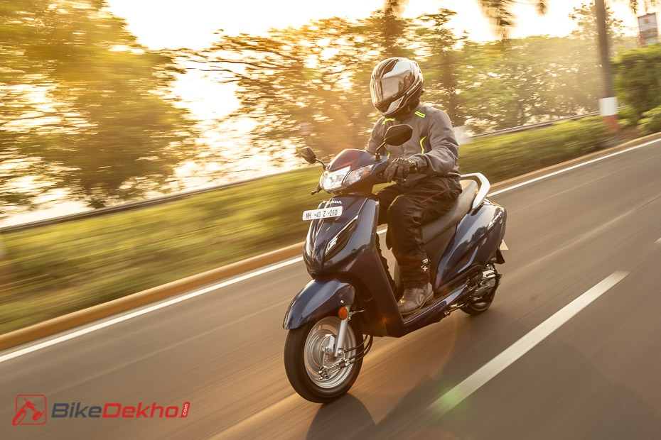 Honda Activa 6G BS6: First Ride
