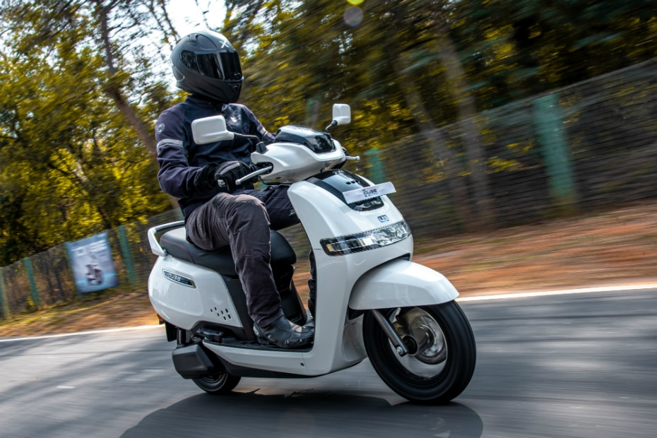 TVS iQube Electric: First Ride Review