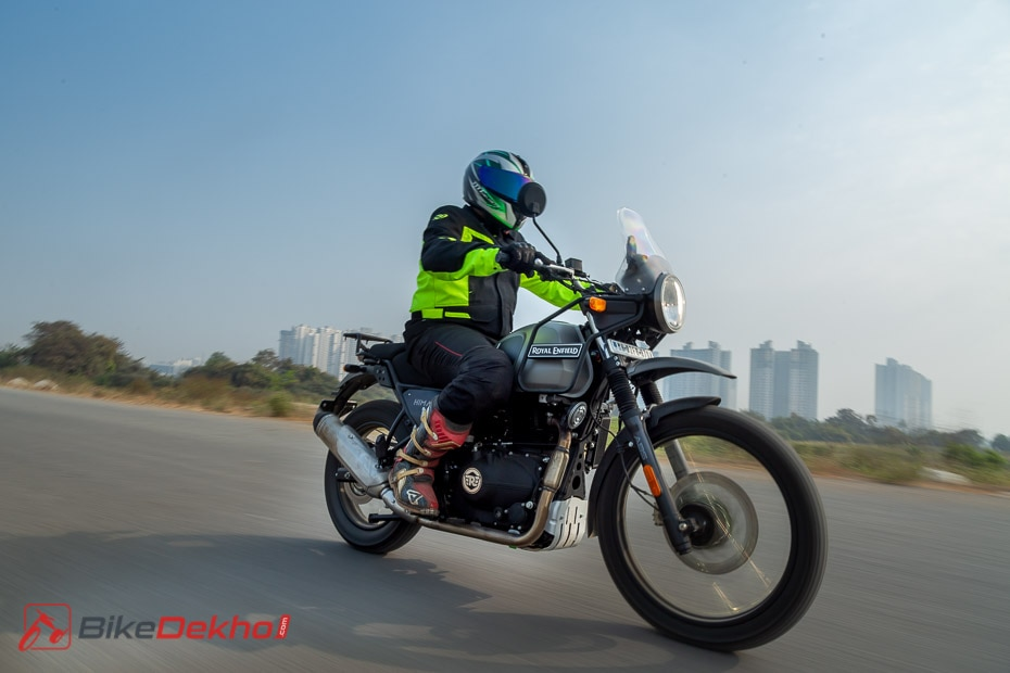 Royal Enfield Himalayan BS6: Road Test Review