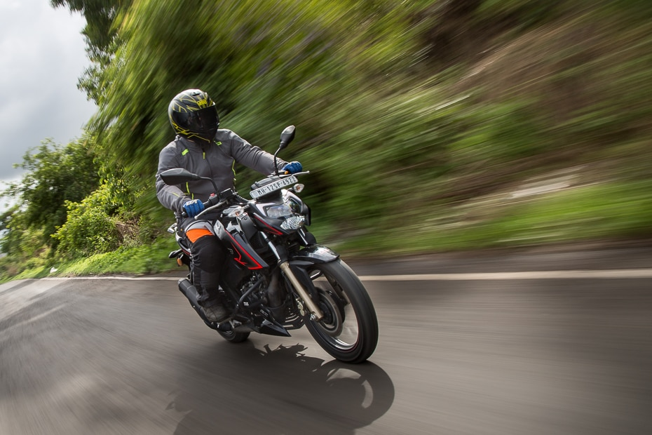 2020 TVS Apache RTR 200 4V BS6: Road Test Review