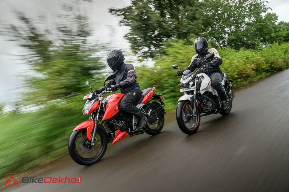 Hero Xtreme 160R vs TVS Apache RTR 160 4V BS6: Comparison Review