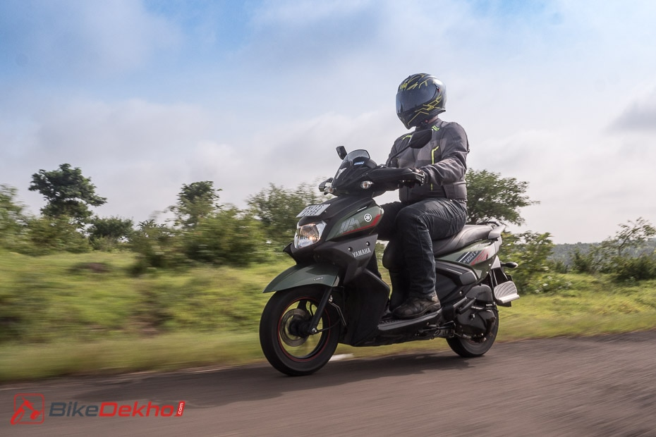 Yamaha Ray ZR 125 BS6: Road Test Review