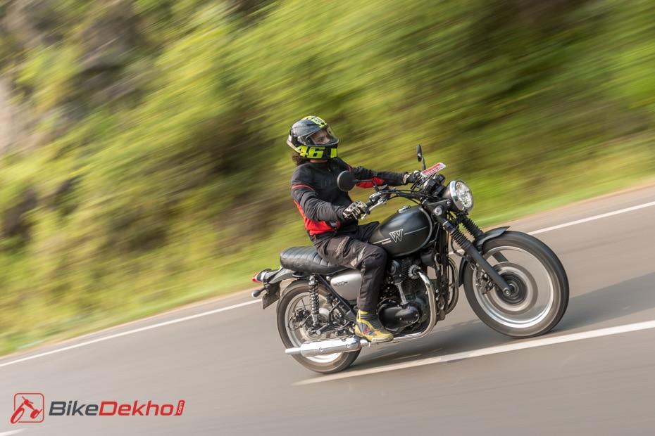 Kawasaki W800 Road Test Review
