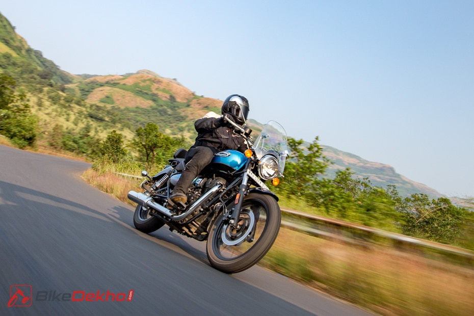 Royal Enfield Meteor 350: Road Test Review