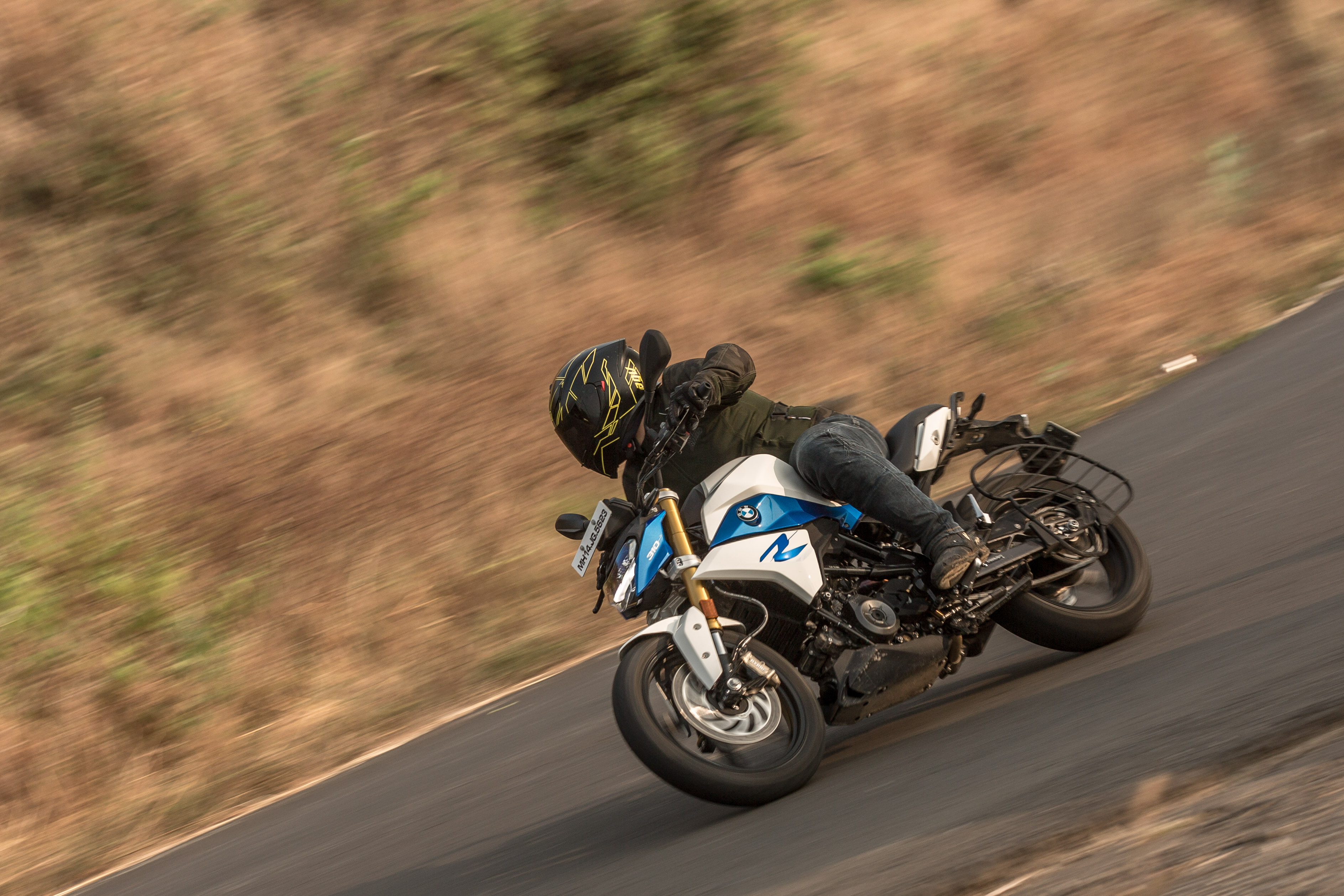 Bmw G 310 R Bs6 Road Test Review Bikedekho