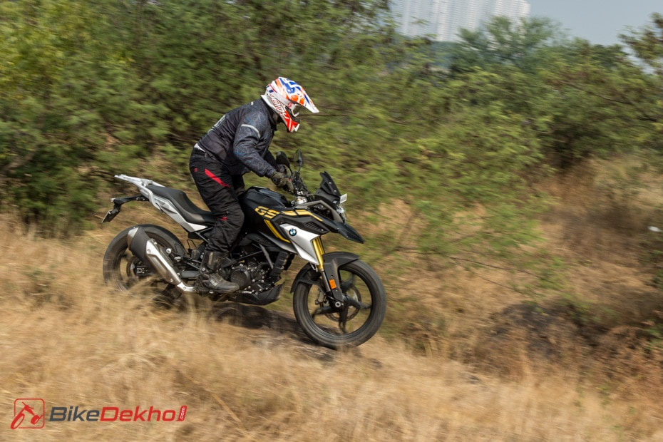 BMW G 310 GS BS6: Road Test Review