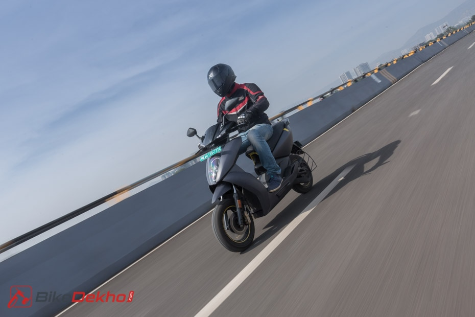 Ather 450X: Road Test Review