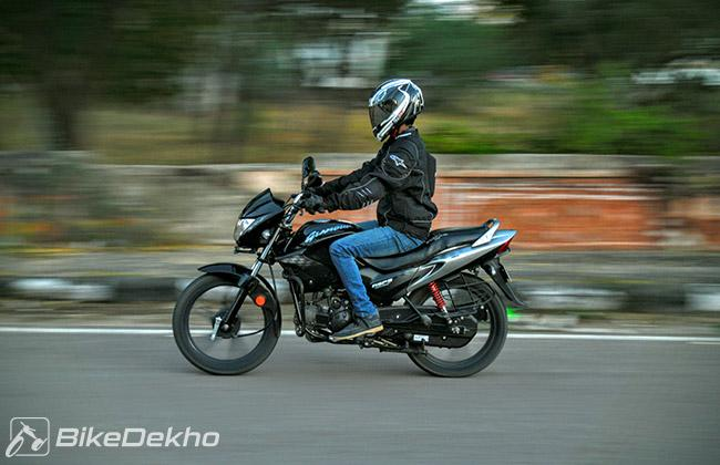 Hero MotoCorp Glamour: Road Test Review