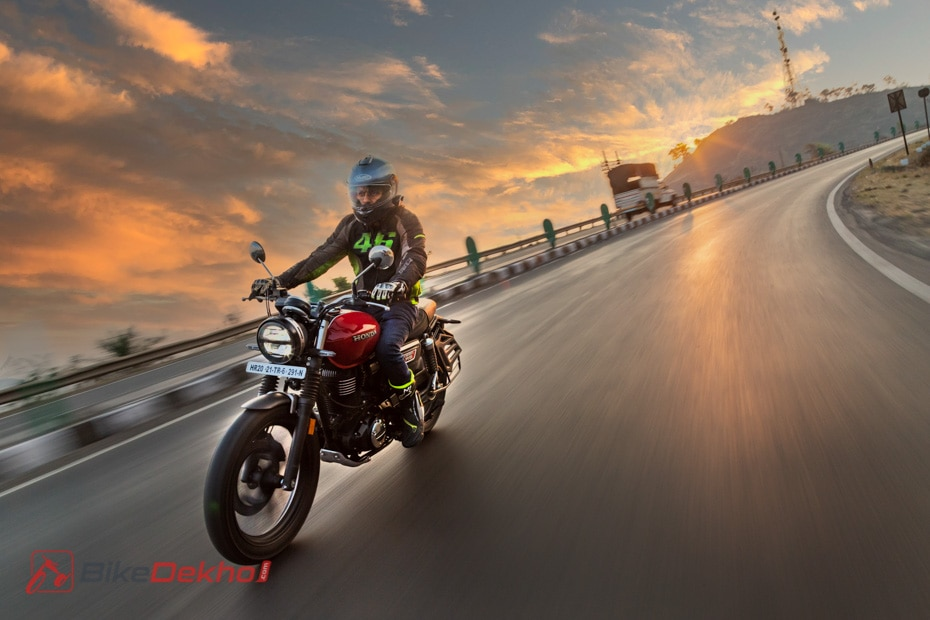Honda CB350RS: Road Test Review