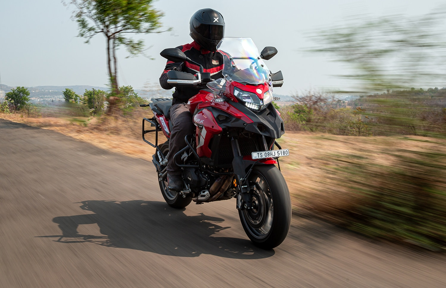 Benelli TRK 502 BS6 Road Test Review