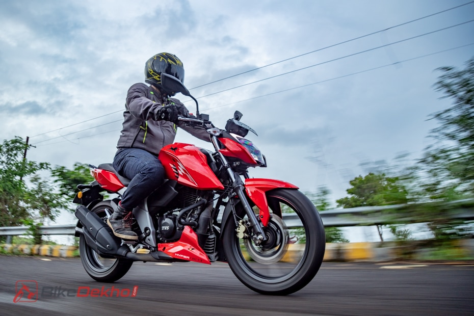 2021 TVS Apache RTR 160 4V: Road Test Review