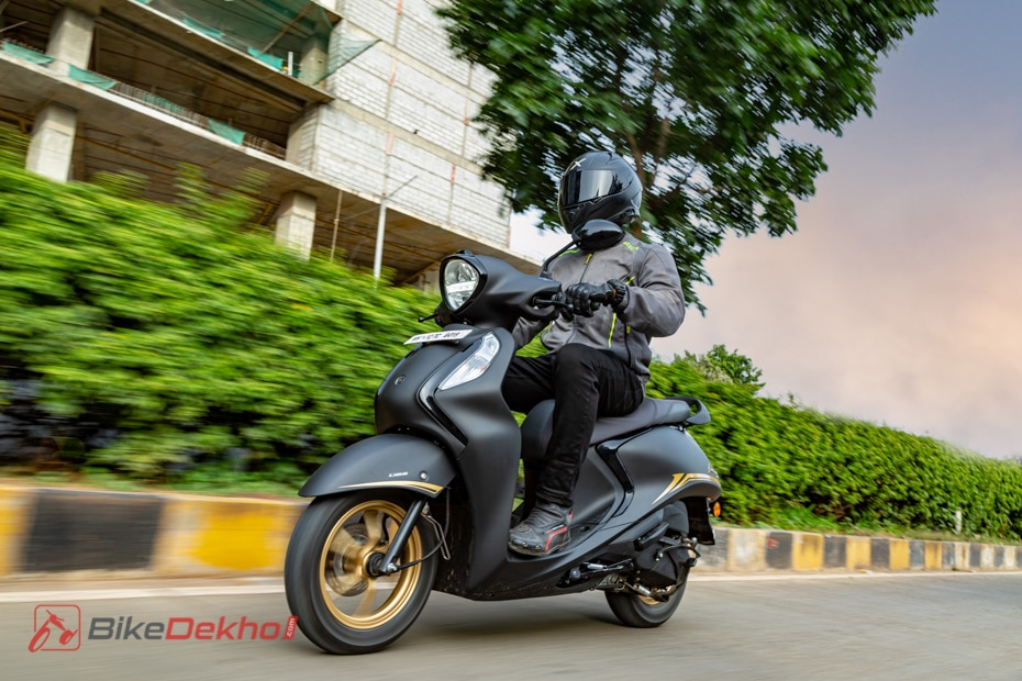 EXCLUSIVE: 2021 Yamaha Fascino 125 Hybrid: Road Test Review