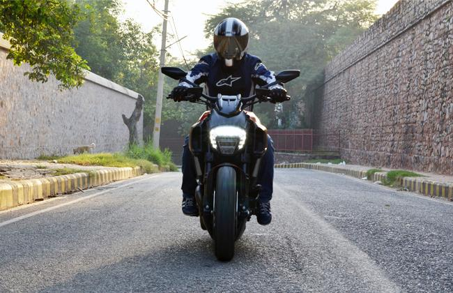 Ducati Diavel: Expert Review