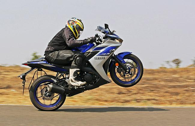 Yamaha YZF R3 – Road test