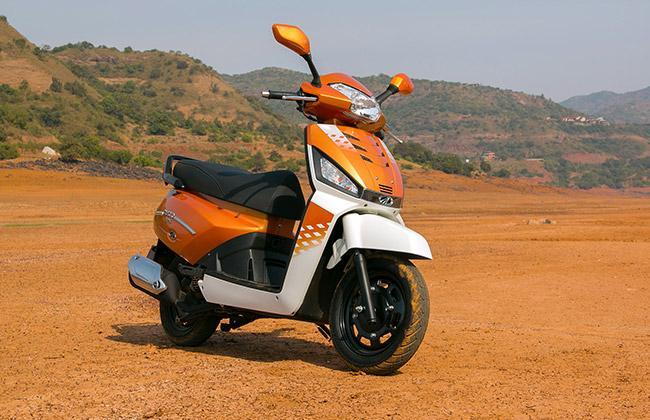 Mahindra Gusto 125cc – First Ride