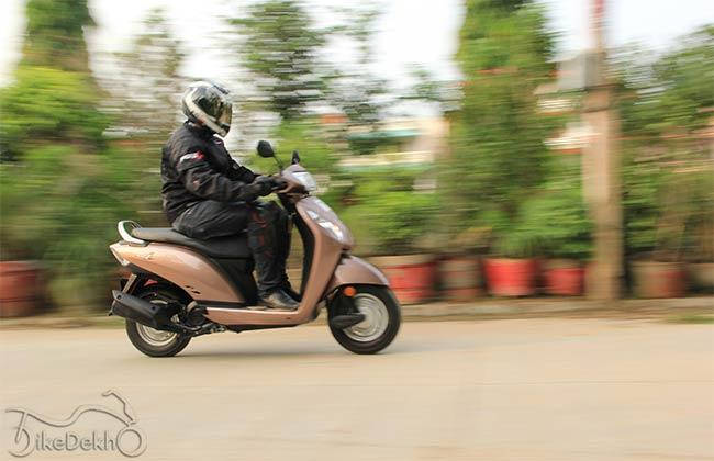 Honda Activa-i Road Test Review: The Younger Activa for Youngsters