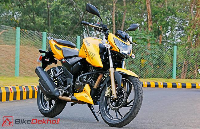 TVS Apache RTR 200 – First Ride Review