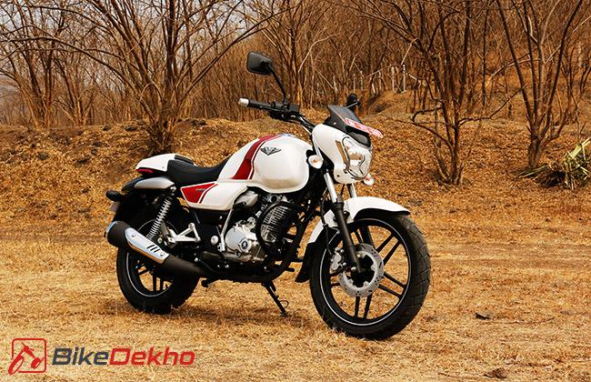 Bajaj V15 – First ride review