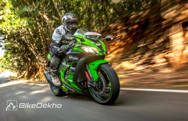 Kawasaki Ninja ZX-10R Review