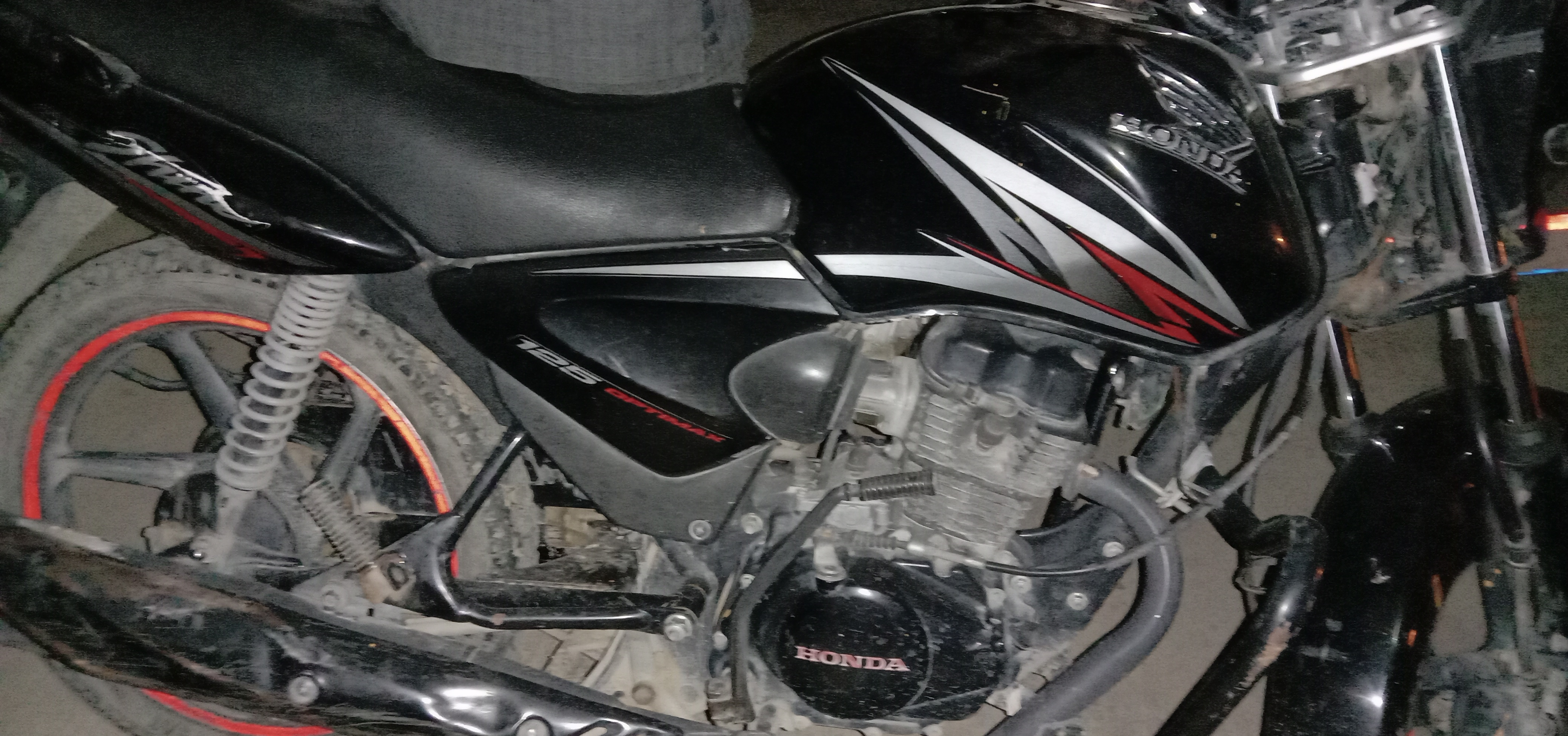 Honda Shine Disc Brake
