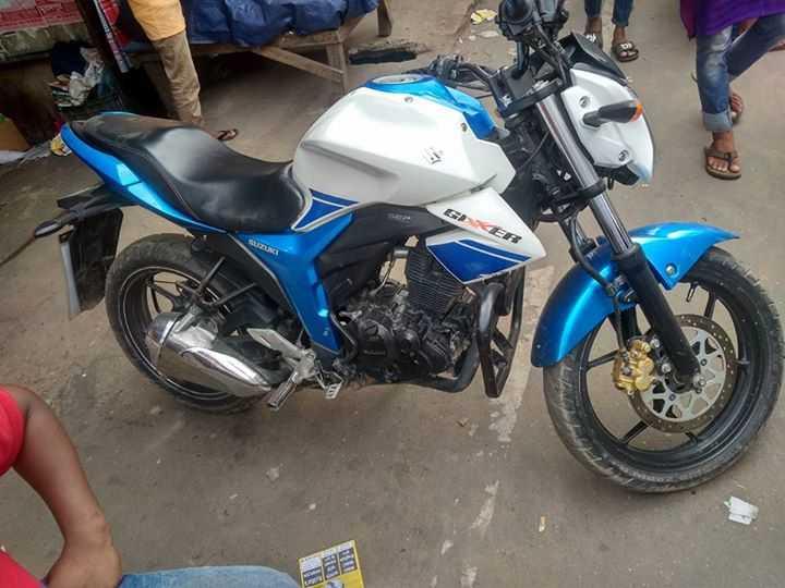 Suzuki Gixxer STD