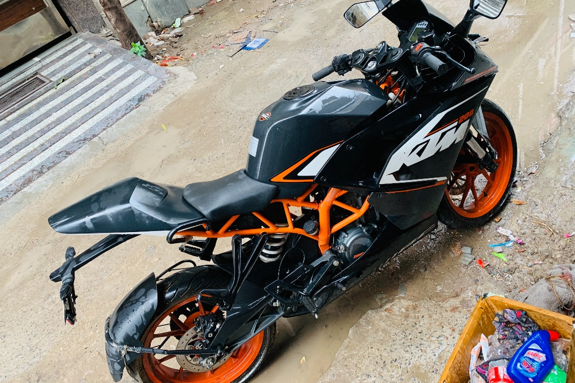 Ktm Rc 200 Price Bs6 Mileage Images Colours