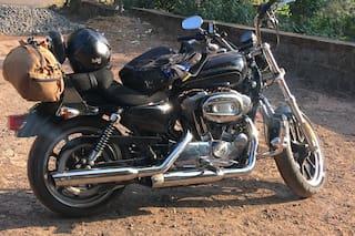 2015 Harley Davidson Sportster Super Low
