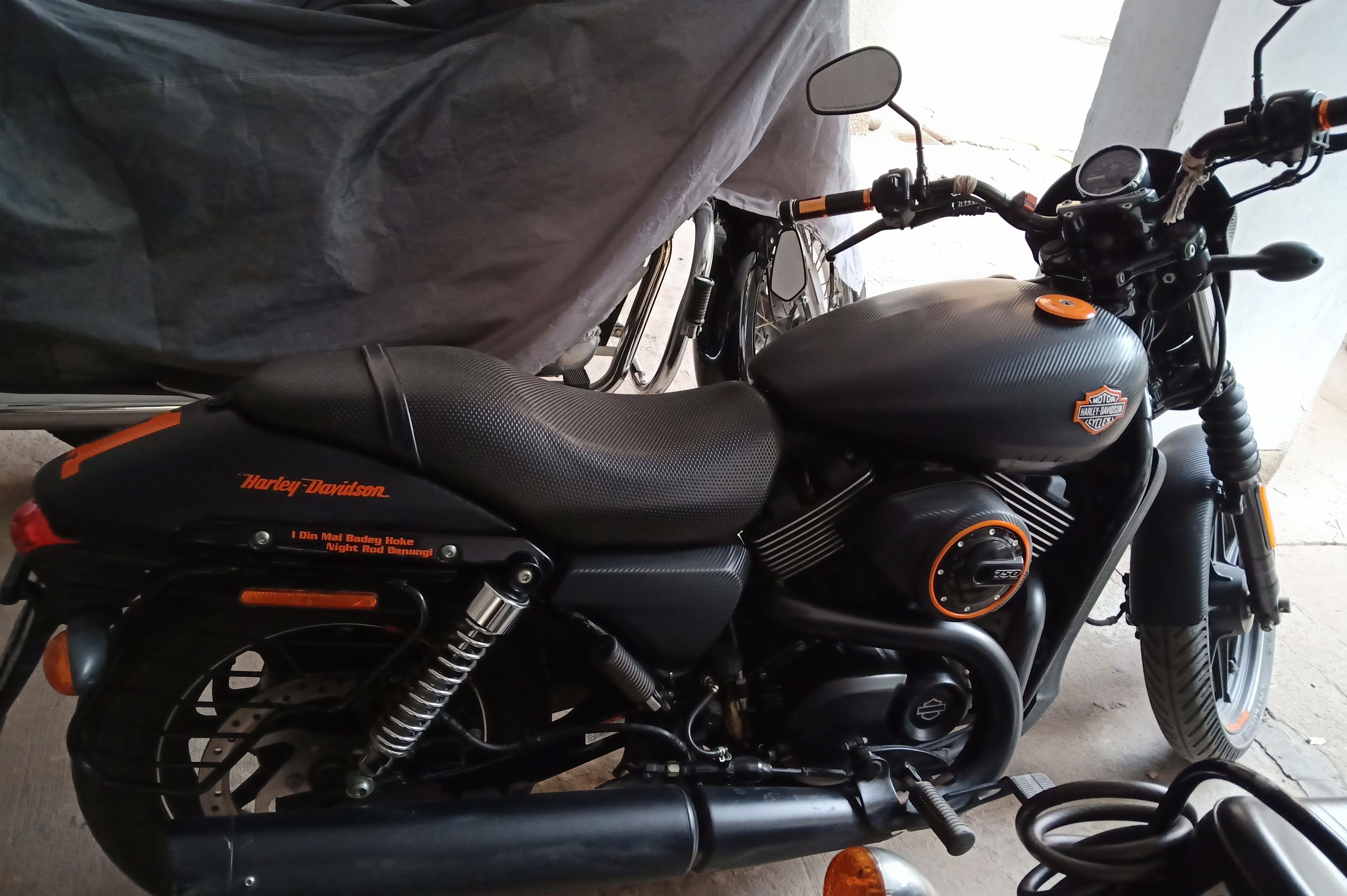 2015 Harley Davidson Street 750 STD
