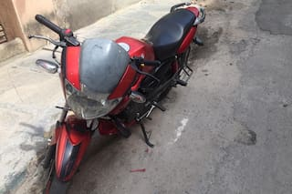 2009 TVS Apache RTR 160 Front Disc