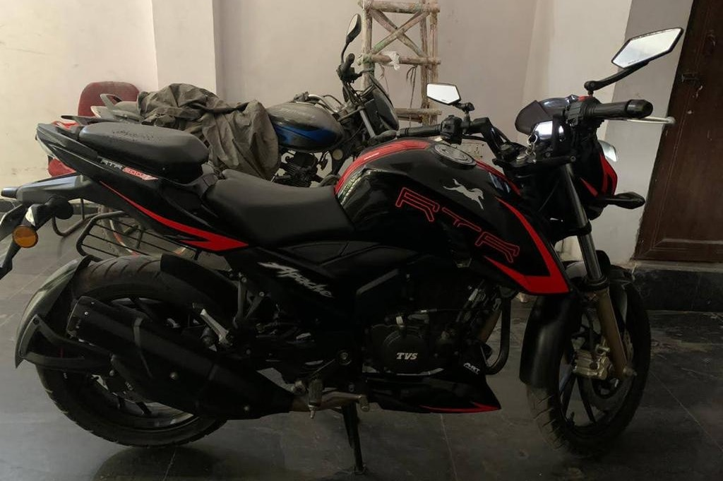 2018 TVS Apache RTR 200 4V Race Edition 2.0 Carb ABS