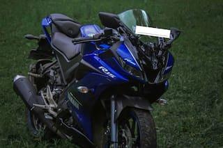 2018 Yamaha YZF R15 V3 STD