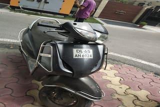 2012 Honda Activa STD 2009-2014