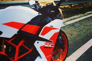 2017 KTM RC 200 STD