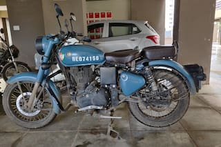 2019 BS6 Royal Enfield Classic 350 Signals Edition