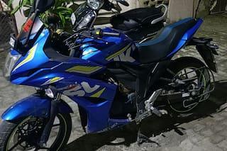 2017 Suzuki GSX S1000F ABS