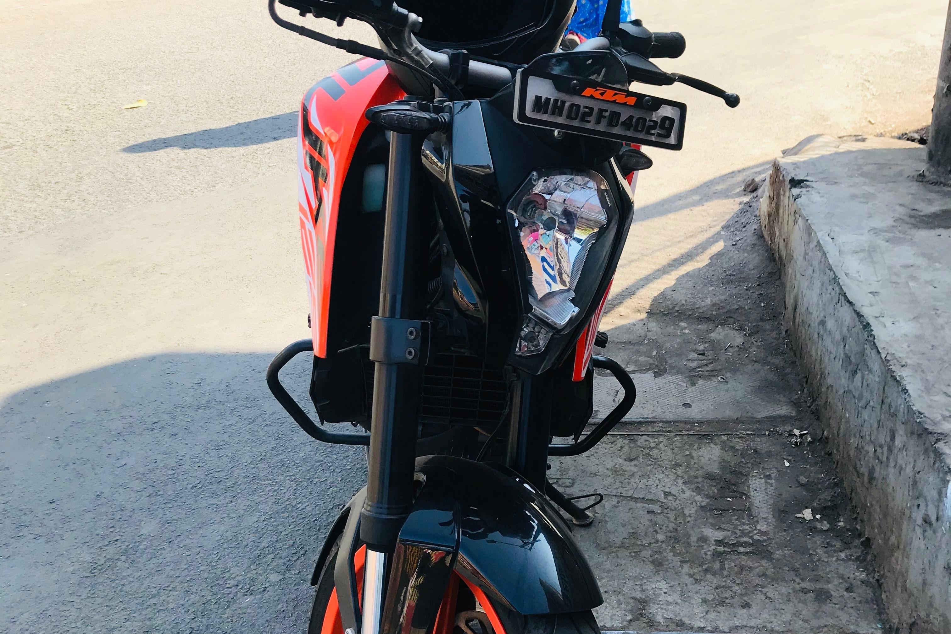 2019 KTM 125 Duke BS6