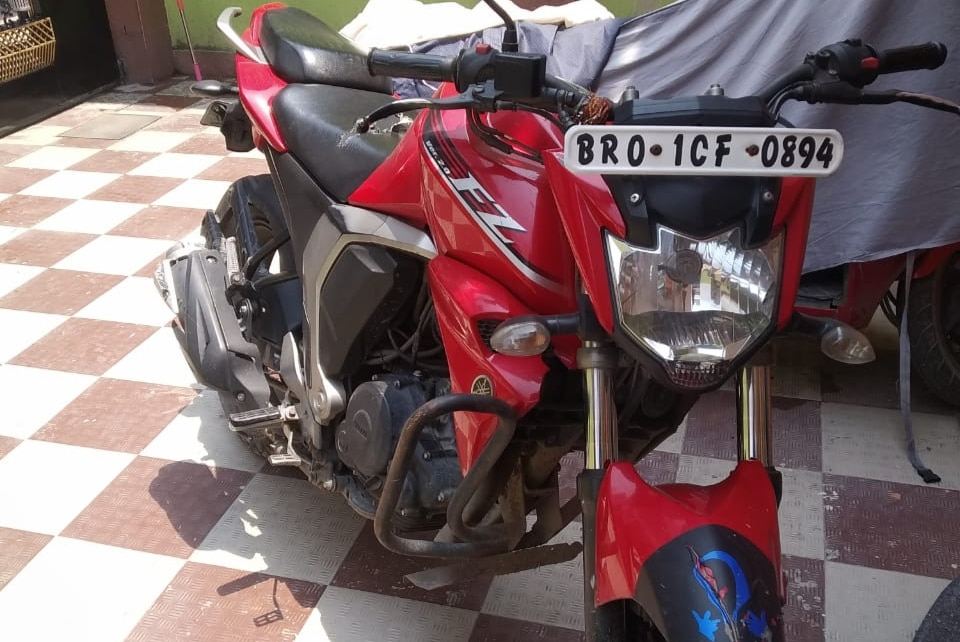 2014 Yamaha FZ S FI (V 2.0) STD
