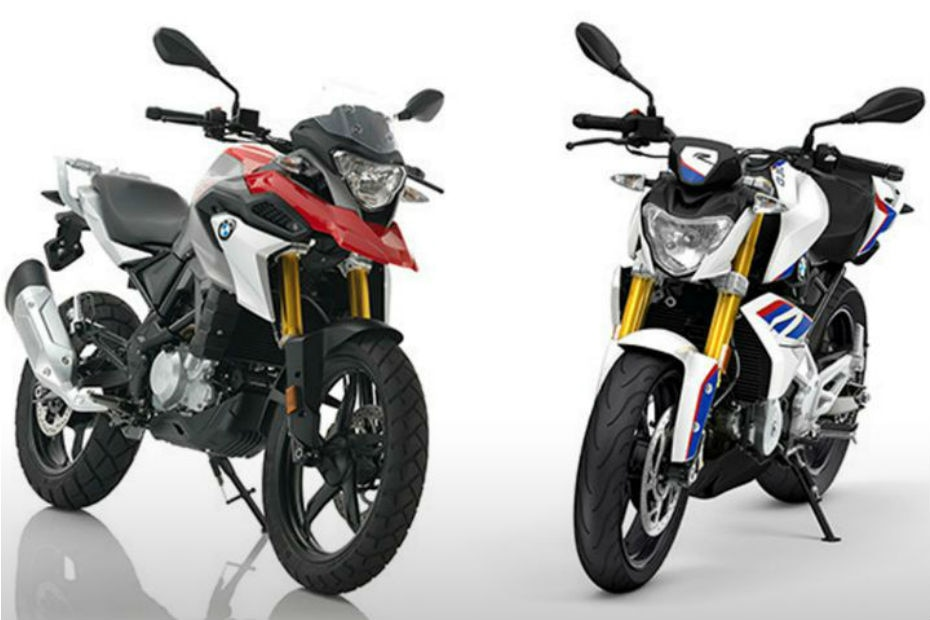 Bmw G 310 R And G 310 Gs Bookings Open In India Bikedekho