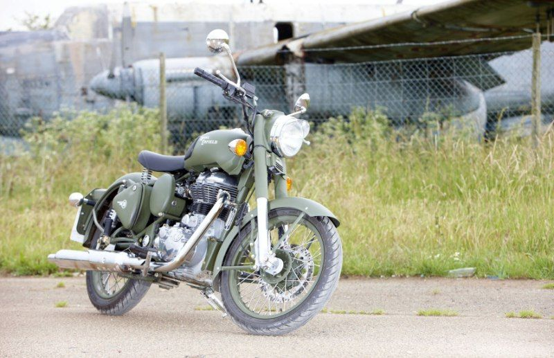 History Of Royal Enfield With The Indian Army | Bikedekho