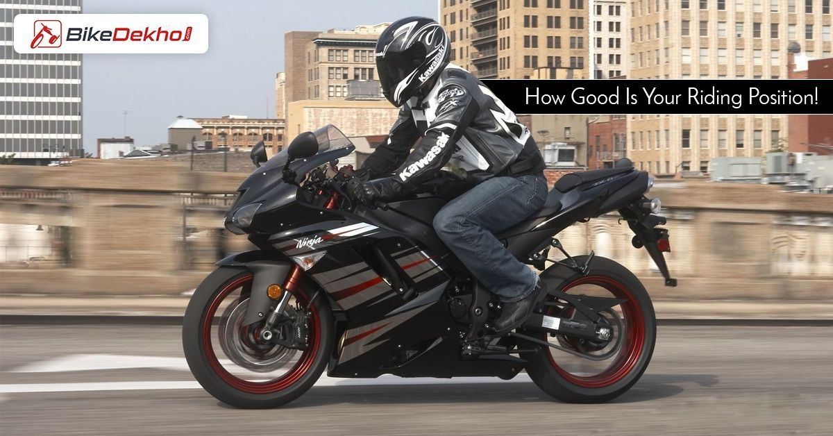 Riding Posture Tips How To Get Comfortable On A Sportbike Bikedekho