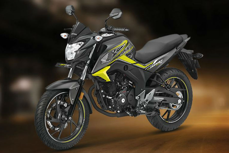 2018 honda cb hornet 160r prices hiked bikedekhohonda\u0027s premium 160cc naked, the 2018 cb hornet 160r has witnessed a marginal price hike of rs 559 the standard (front disc and a rear drum) variant of the