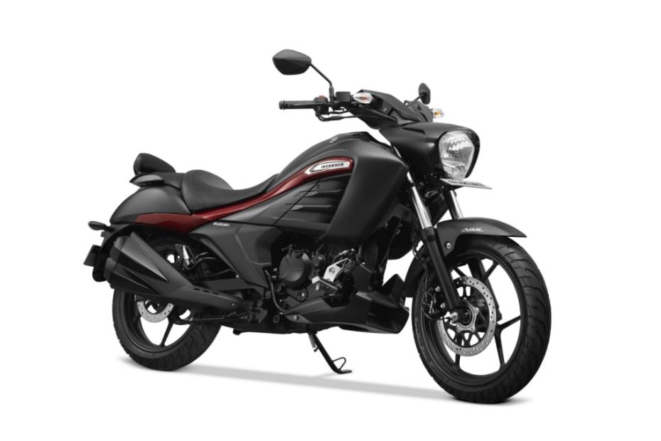 Suzuki Intruder SP launched