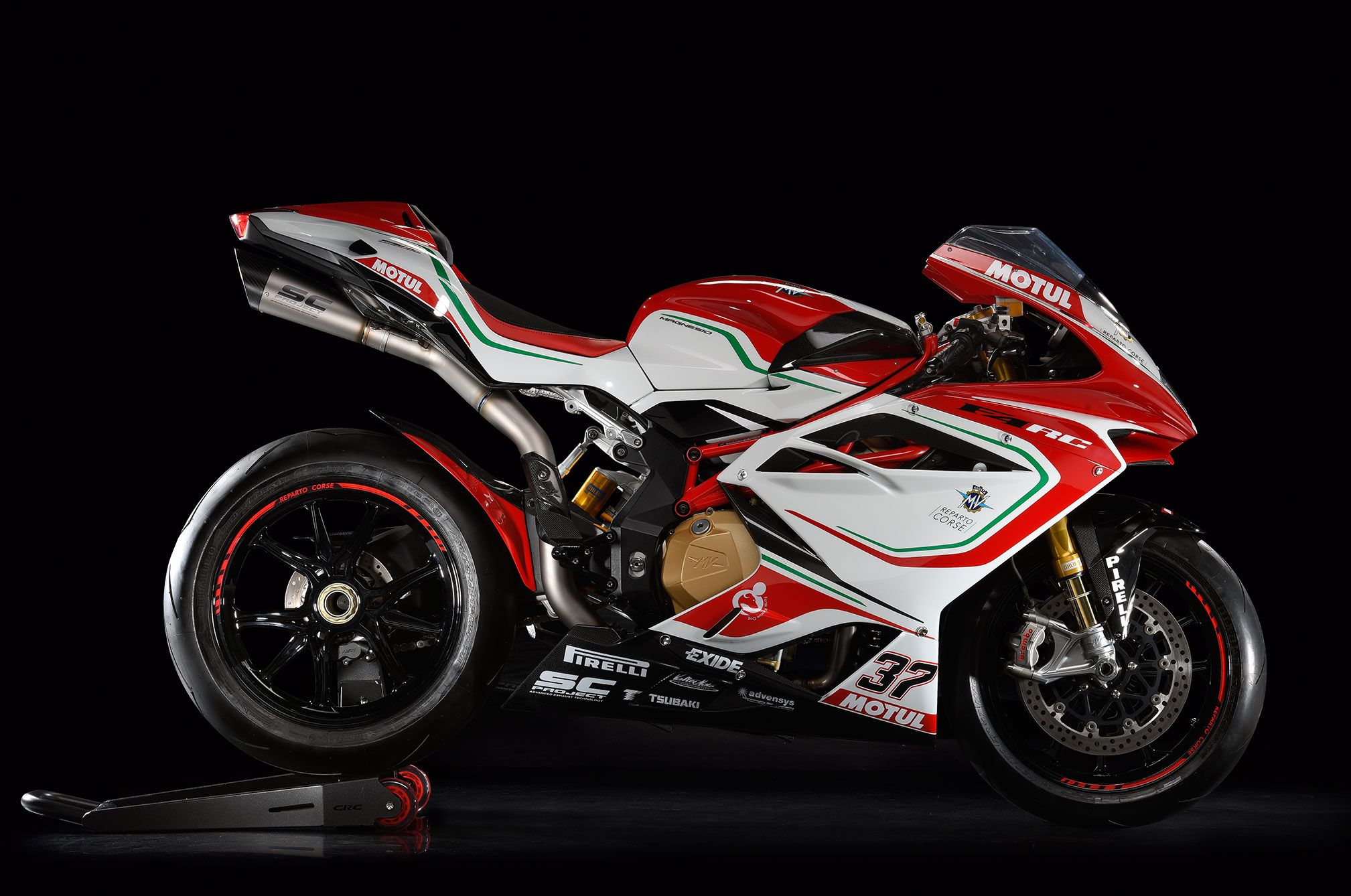 Most Expensive bikes in India: MV Agusta F4 RC