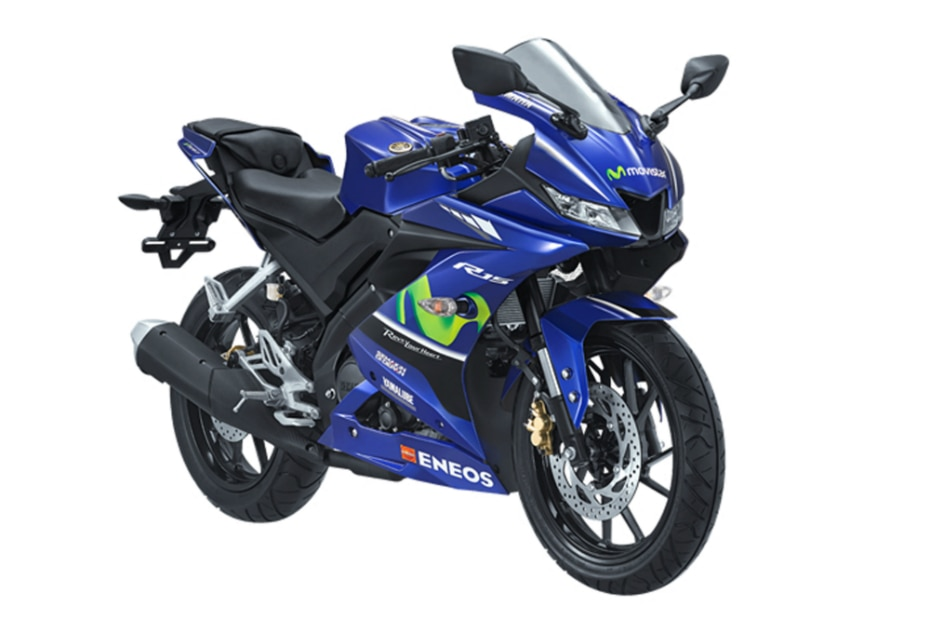 Yamaha R Version  New Colours