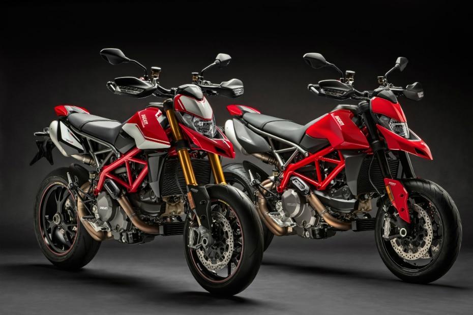 2019 Ducati Hypermotard 950 and Hypermotard 950 SP