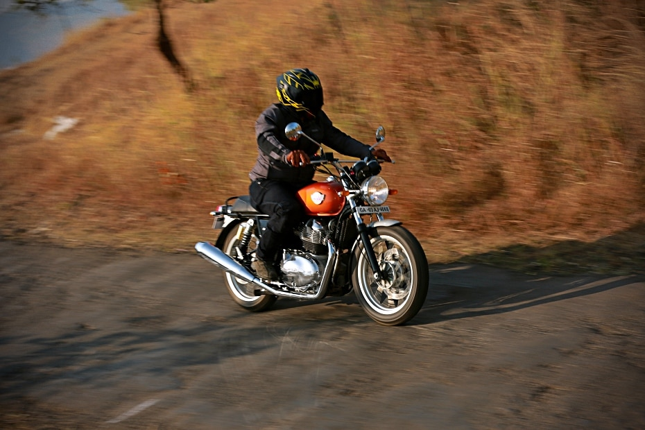 Royal Enfield Interceptor 650 Road Test Review