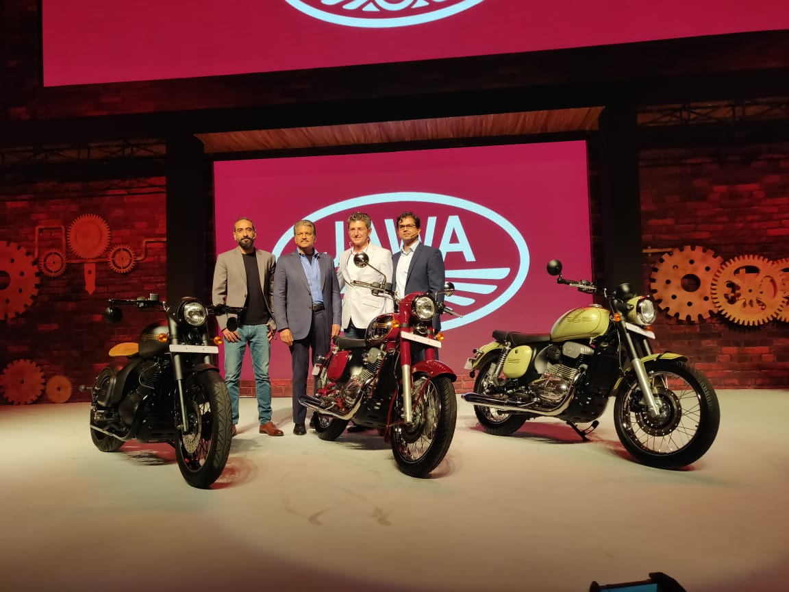 3 New Jawa Products Will Be Launched In The Next 18 Months