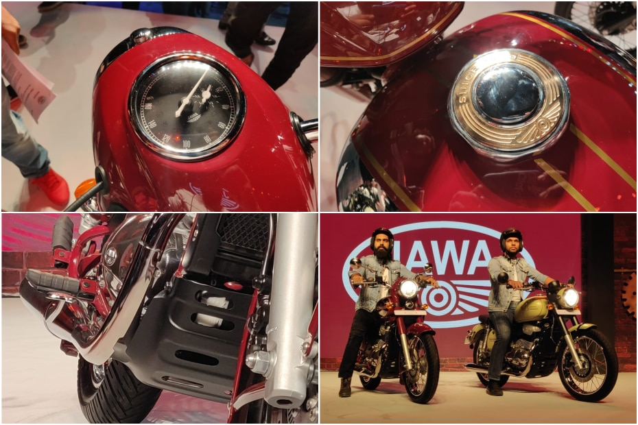 Jawa Motorcycles Unveils 3 New Motorcycles In India
