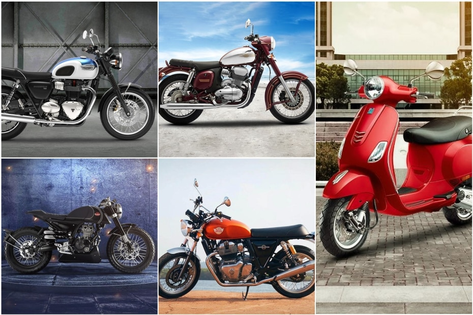 Top 5 Neo-Retro Bikes You Can Buy In India